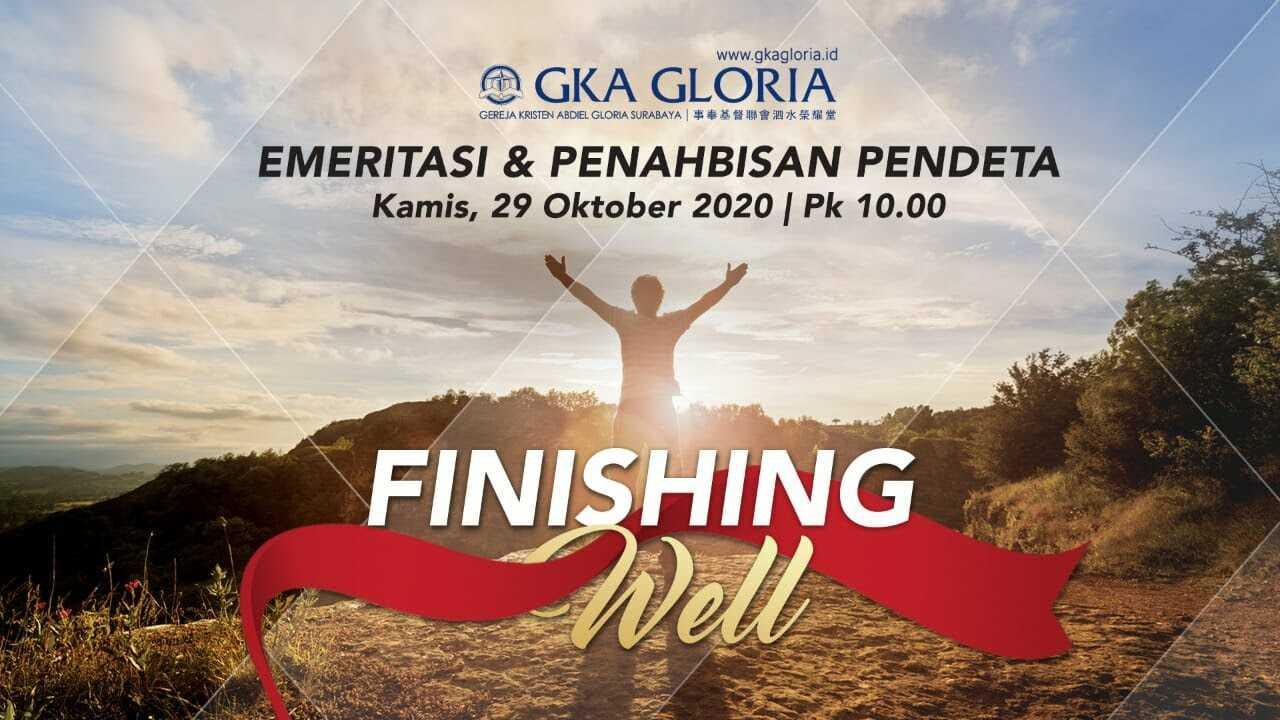 Emeritasi & Penahbisan Pendeta GKA GLORIA | 10.00 WIB